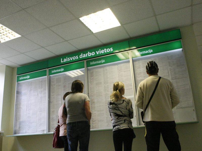 Klaipėdos darbo birža