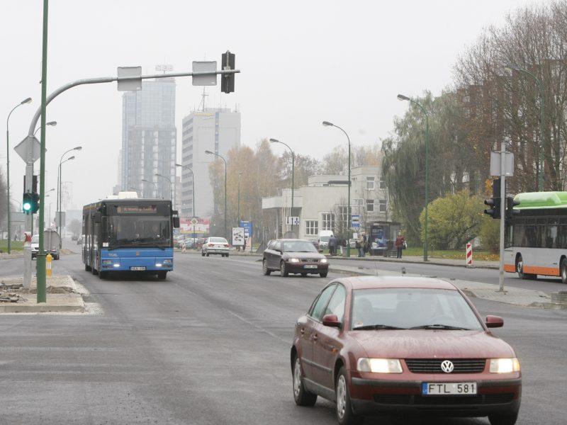 Uostamiesčio vairuotojų laukia eismo pokyčiai