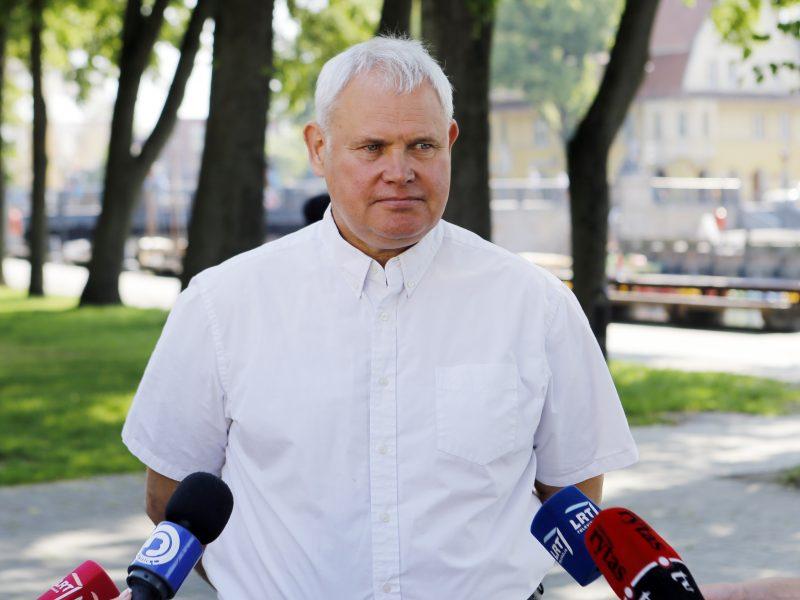 Klaipėdos meras – prieš perteklinius alkoholio prekybos ribojimus
