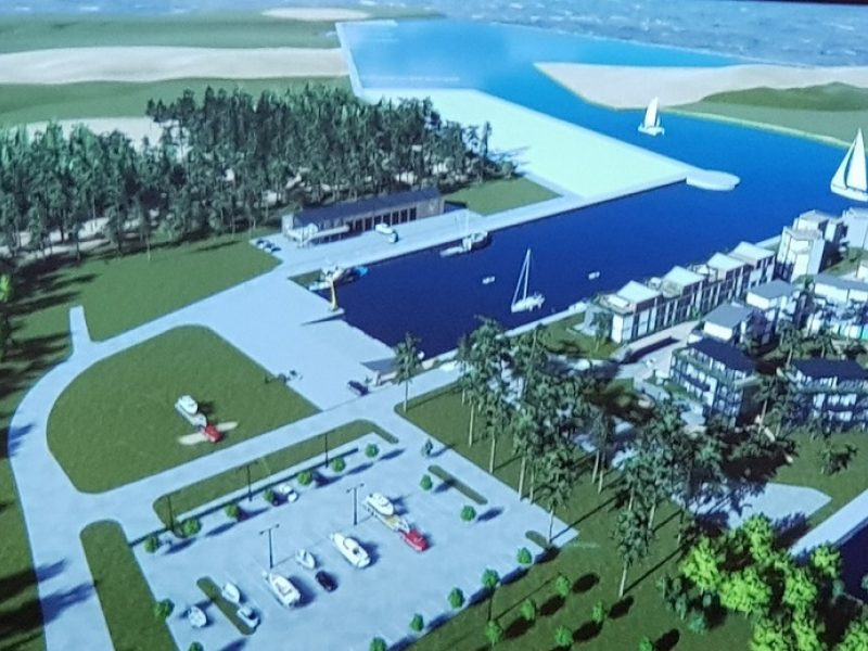 Šventosios uostui siūlo ir Klaipėdos pinigus