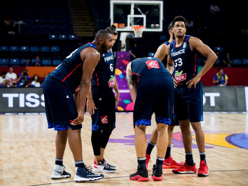 Žvaigždžių iš NBA vedama Prancūzija įveikė Juodkalniją