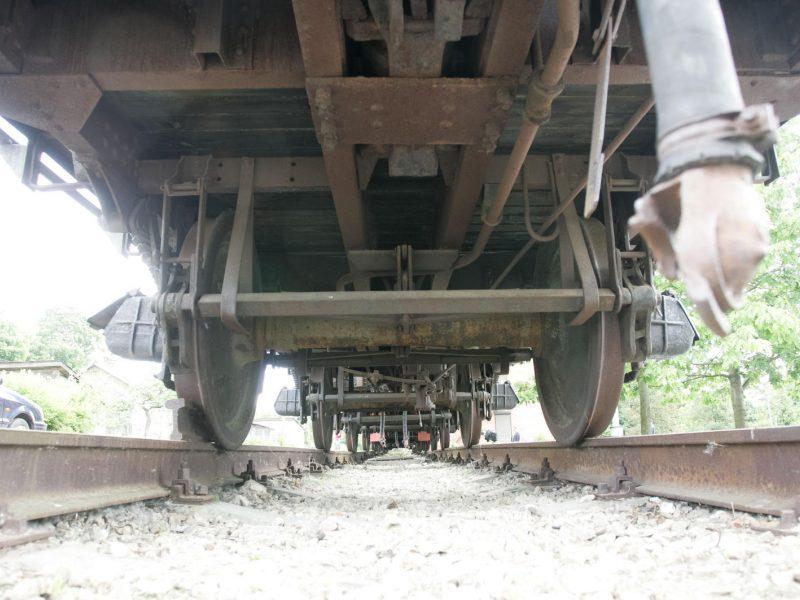 Kaišiadorių rajone traukinys mirtinai sužalojo žmogų