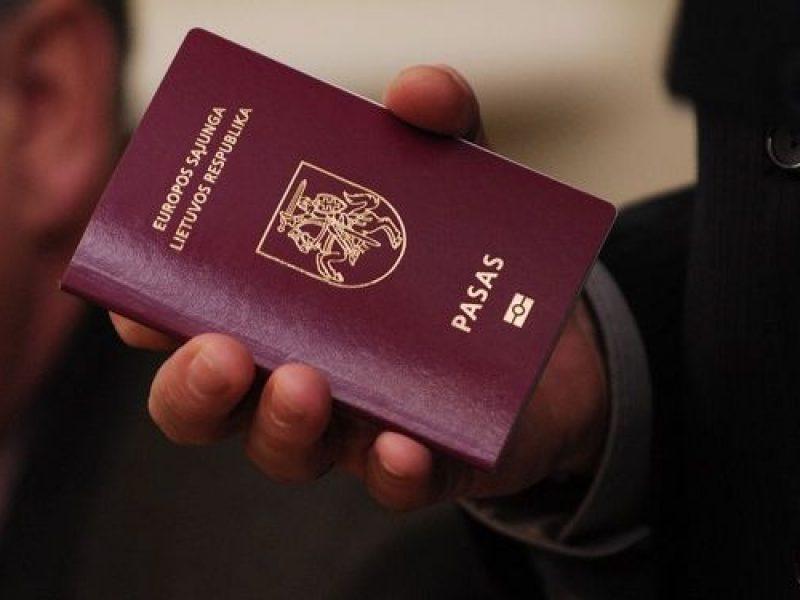 Politkaliniai ir tremtiniai asmens dokumentus galės gauti nemokamai
