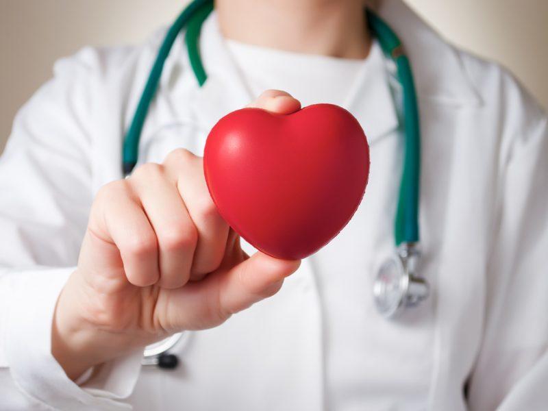 galvos širdies rankos ir sveikata