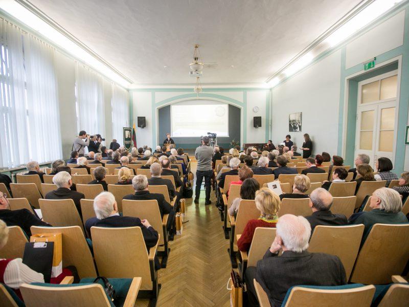 Aukštųjų kursų 100-metis Maironio universitetinėje gimnazijoje