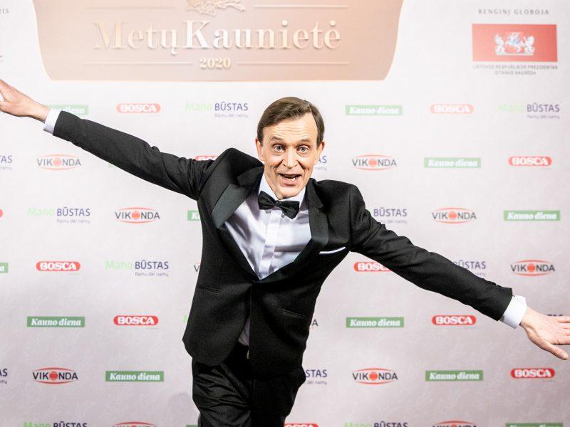 """""""Metų kaunietė 2020"""" apdovanojimų ceremonijos dalyviai"""