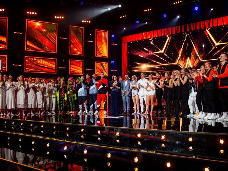 """""""Lietuvos talentų 2019"""" finalas"""