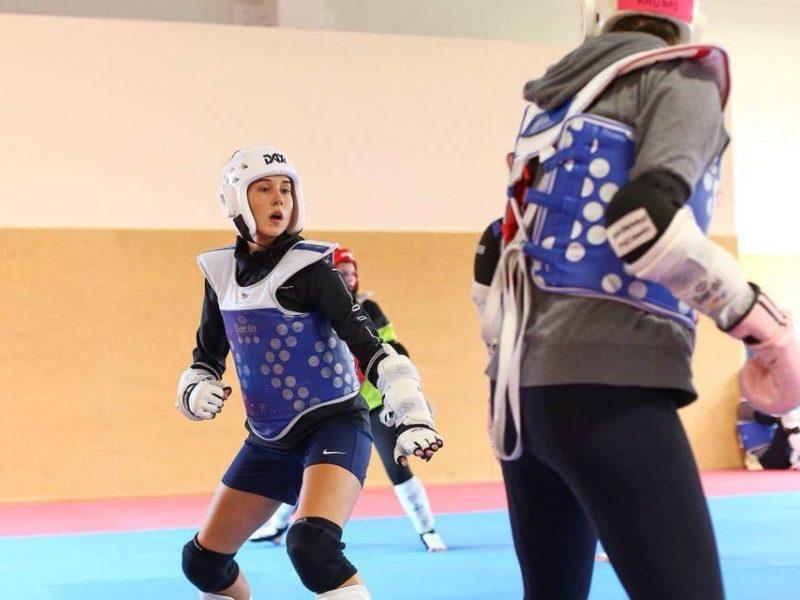 Lietuvos kovotoja Sofijoje laimėjo bronzos medalį