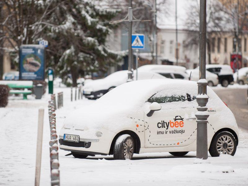 """Lietuvos bankas: tikimybė pasinaudoti """"CityBee"""" duomenimis įsigyjant prekes ar paslaugas – maža"""