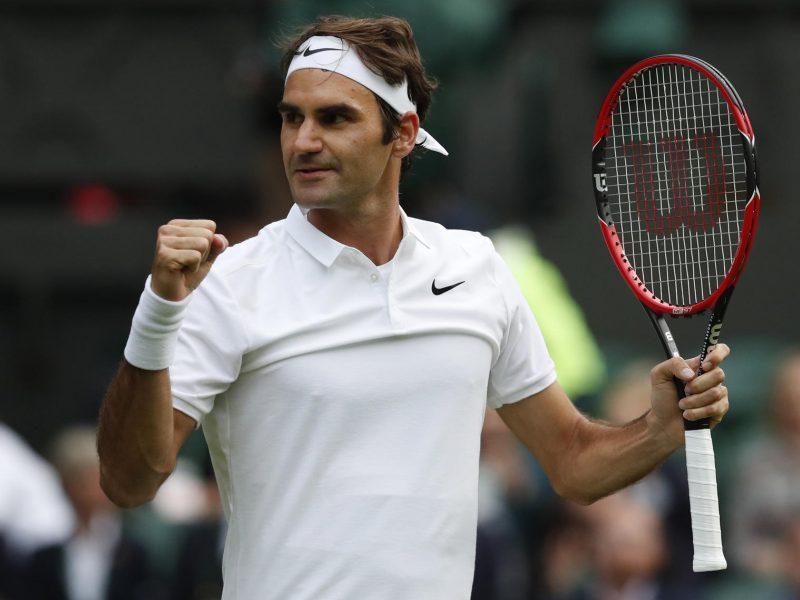 R. Federeris nugalėjo N. Džokovičių ir keliauja į finalinio ATP turnyro pusfinalį