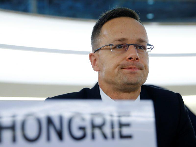 Vengrija kaltina JT ir žada nebūti imigrantų valstybe