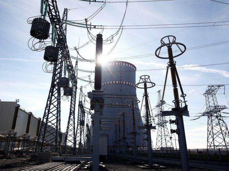 Astravo AE direktorius: pirmojo reaktoriaus paleidimas planuojamas 2020 metų sausį