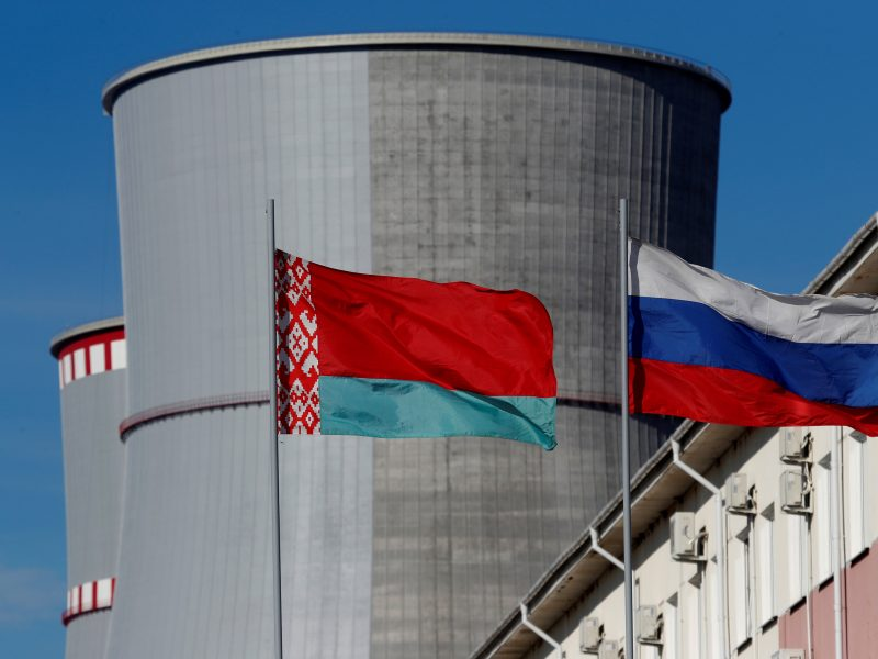 G. Nausėda apgailestauja dėl Latvijos sprendimo pirkti Astravo AE elektrą
