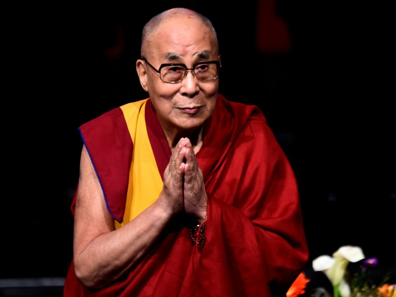 JAV Atstovų Rūmai priėmė įstatymą Dalai Lamai apsaugoti