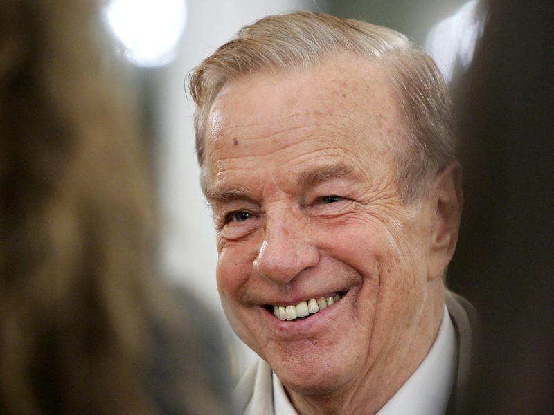 Mirė garsus Italijos kino ir teatro režisierius