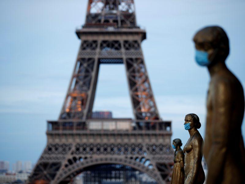 Prancūzija paskelbė apie 18 mlrd. eurų vertės paketą turizmo sektoriui paremti