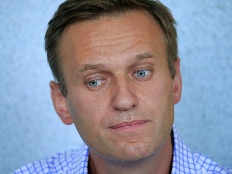 A. Navalno apnuodijimas: ES kol kas neketina įvesti sankcijų