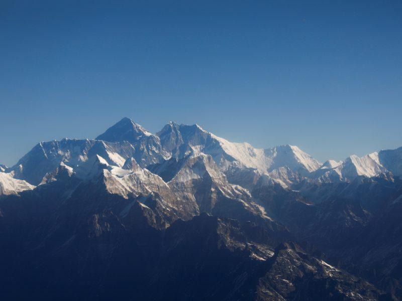 Koronavirusas neaplenkė ir Everesto