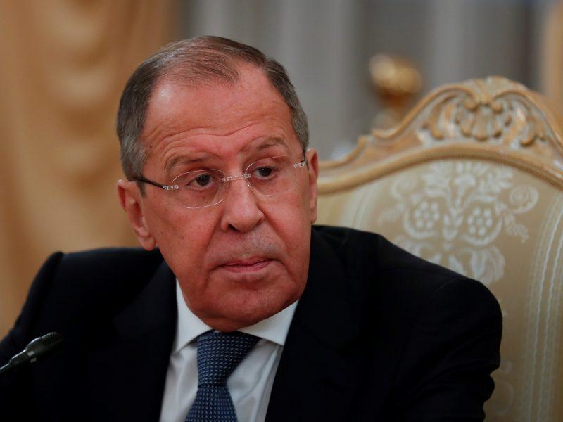 Rusija išsiųs 10 amerikiečių ir 5 lenkų diplomatus
