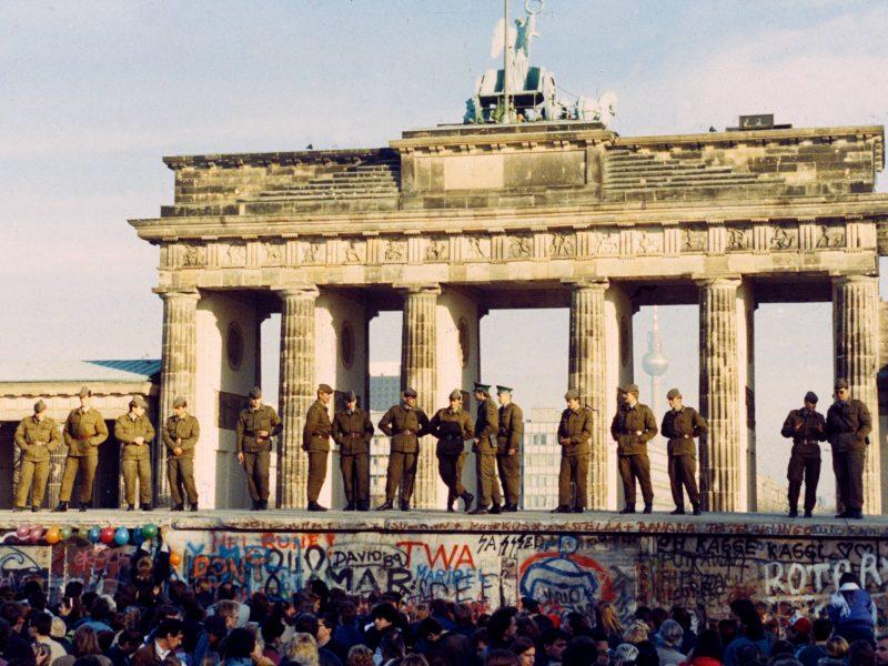 1989 m. lapkričio 9-oji: diena, pakeitusi pasaulį