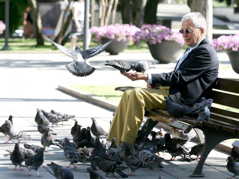 Prezidentūra: G. Nausėda norėtų labiau didinti NPD, pensijas