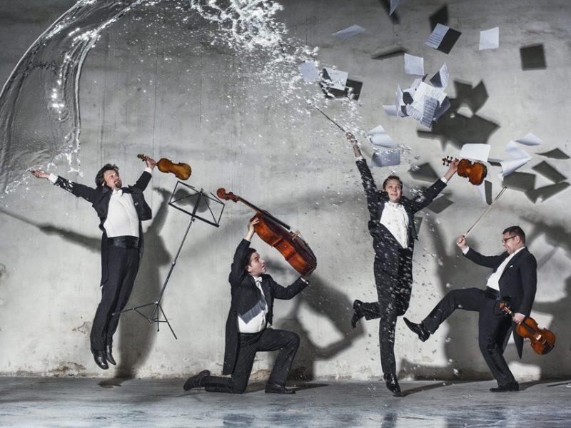 Koncerte – skambanti kelionė per muzikos stilius ir tautos istoriją