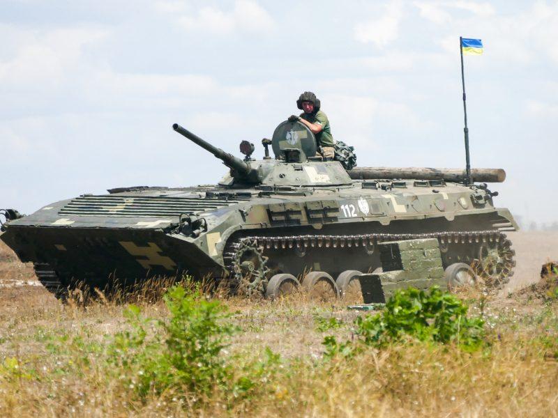 Ukraina ketina įsigyti JAV prieštankinių raketų