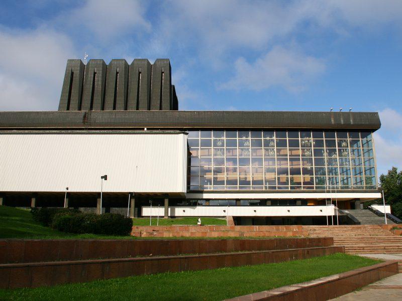 Operos ir baleto teatrui leista atnaujinti dalį veiklų