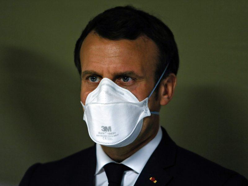 Prancūzijoje į kovą su koronavirusu įsitraukia kariškiai