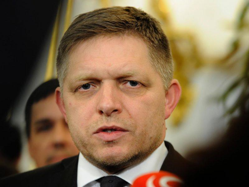 Slovakijos ekspremjeras apkaltinas neapykantos kurstymu