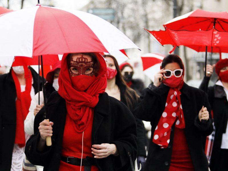 Baltarusijos opozicija atnaujina protestus