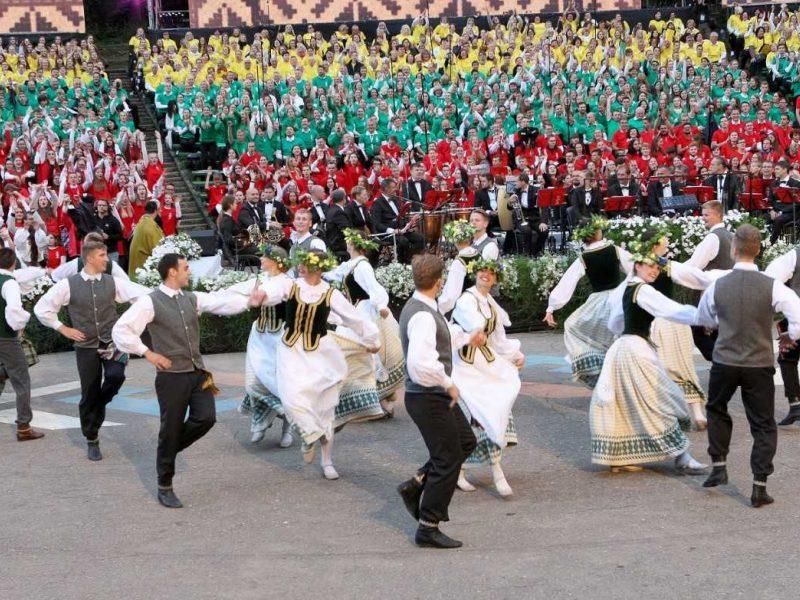 Dainų ir šokių šventė Kaune kvies visus susikibti rankomis