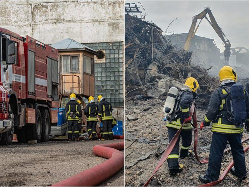 Ugniagesiams už sunkų darbą Alytuje dalys premijas – po 500 eurų