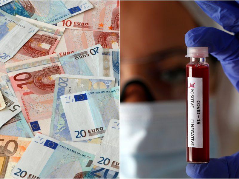 Kova su koronavirusu: ministras kviečia žmones aukoti į specialų fondą