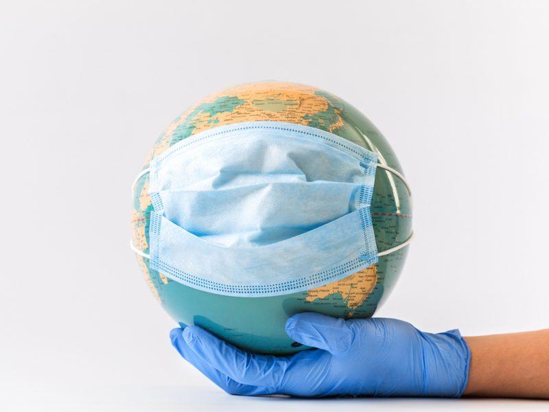 PSO: COVID-19 infekcijos atvejų skaičius artėja prie 100 mln.
