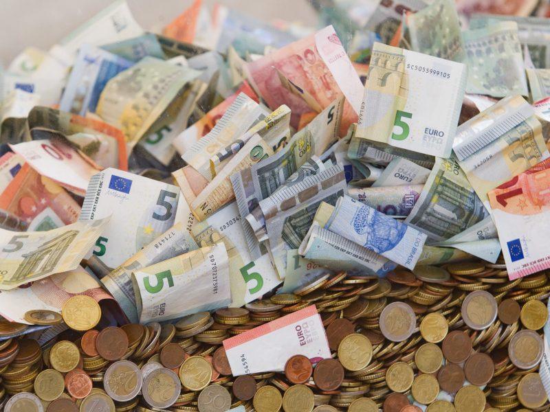 Lietuva pirmą kartą kaupia rezervą: fonde – jau 195 mln. eurų