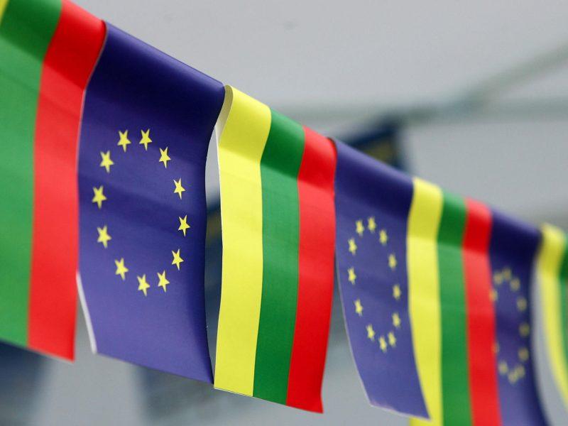 Narystės ES naudą lietuviai sieja su ekonomikos augimu