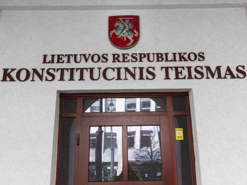 Seimas nesutiko Konstituciniame Teisme pasitikrinti įstatymo dėl privalomojo darbuotojų testavimo