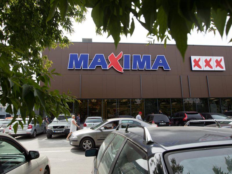 """Tyrimas: """"Maxima"""" – žmogiškiausias prekės ženklas Lietuvoje"""
