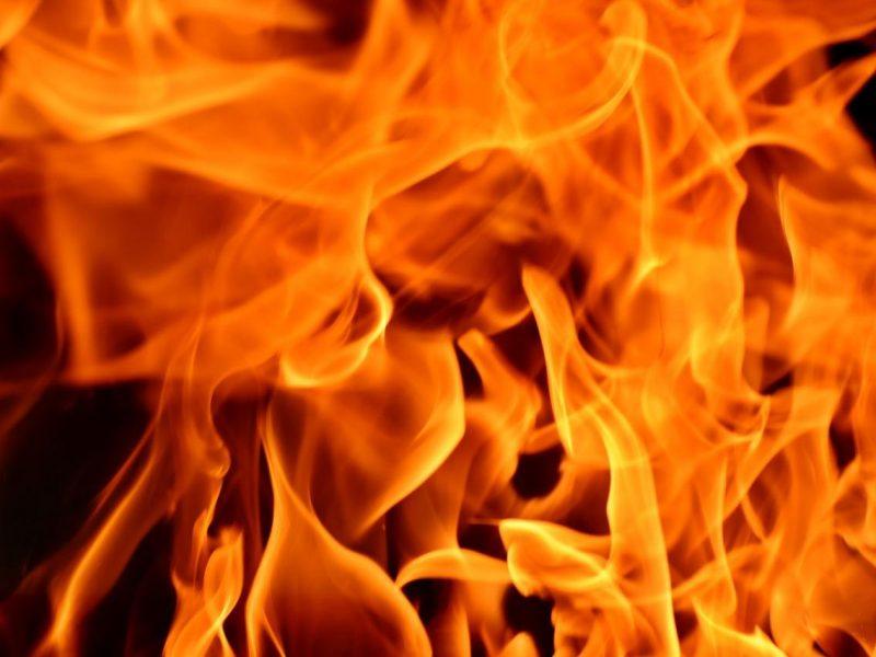 Kaišiadorių rajone degė vasarnamis, įtariamas padegimas