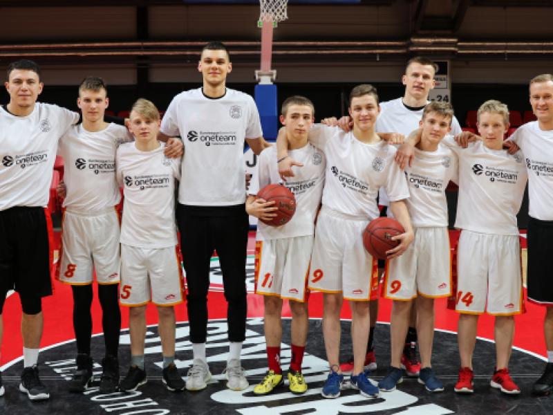 """Vilniaus """"Rytas"""" pradėjo septintąjį Eurolygos programos """"One Team"""" sezoną"""