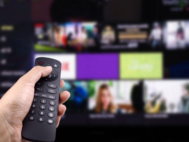 Tyrimas: šalies reklamdaviai išnaudoja augantį laiką prie TV ekranų