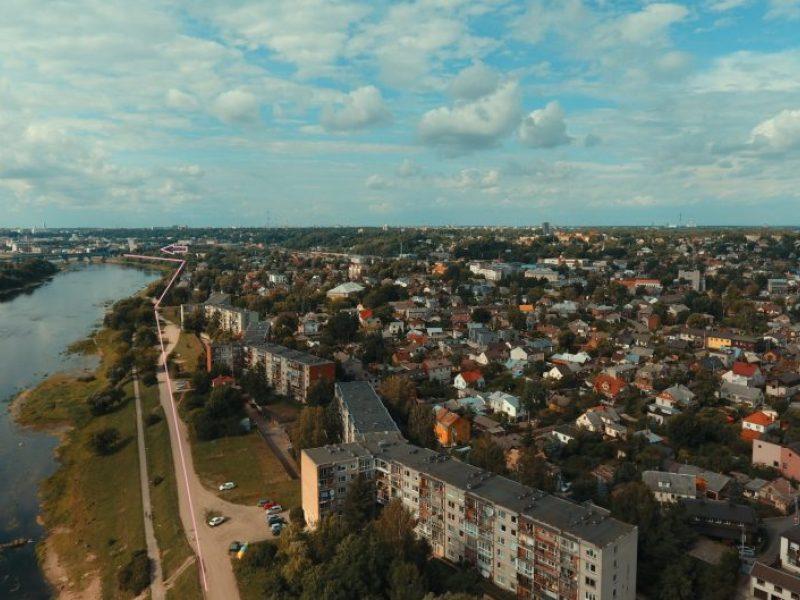 Pirmasis atvejis Lietuvoje: Šančių ateities urbanistinę ir architektūrinę viziją kurs gyventojai