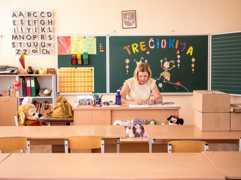 Šokių mokytojų – perteklius, matematikos – deficitas