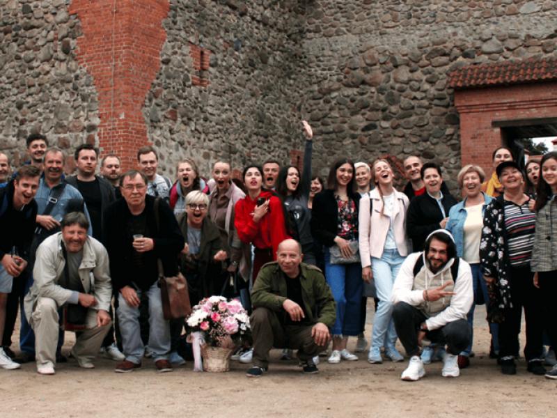 Lietuvos rusų dramos teatras išreiškė palaikymą Minsko Jankos Kupalos teatrui