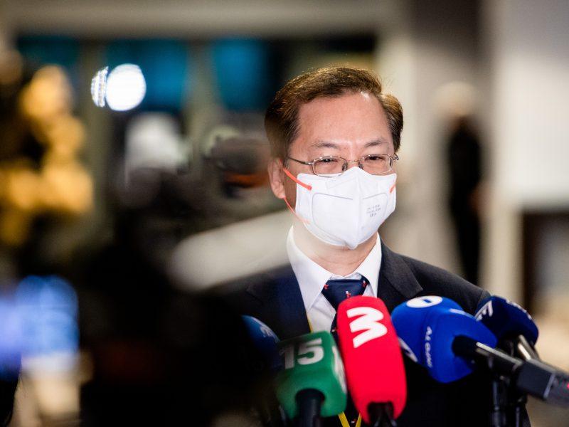 Komentarai prieš Lietuvos ir Taivano ekonomikos forumą