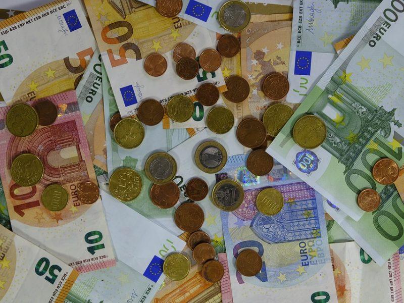 Lietuva vidaus rinkoje pasiskolino 50 mln. eurų