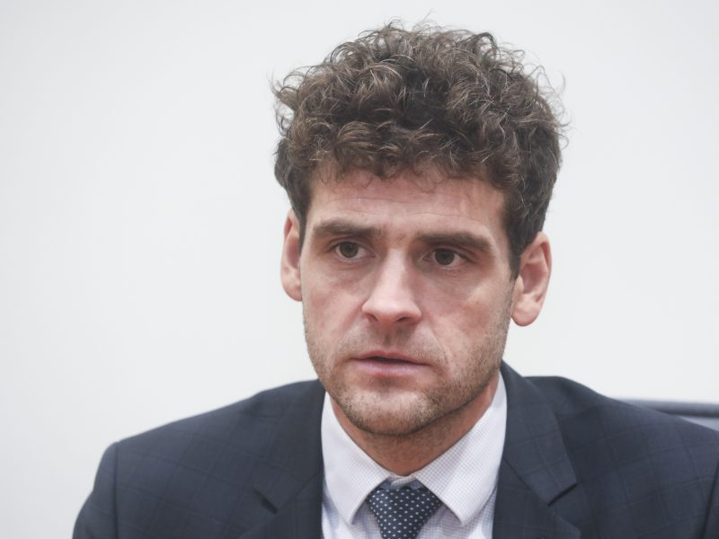 """""""Tvarkiečių"""" lyderis nežada dalyvauti kitų metų Seimo rinkimuose"""