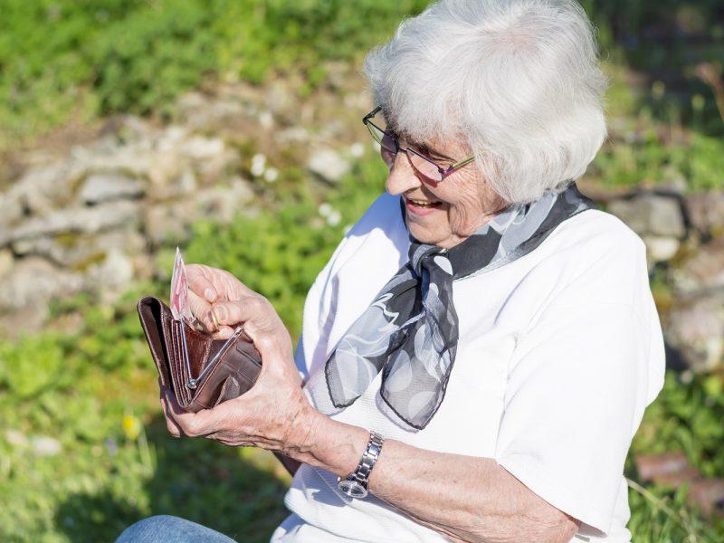 Premjeras: pensijos kitąmet bus didinamos ir indeksuojamos