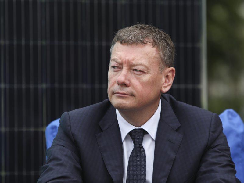 V. Janulevičius: ribojimus verslui atlaisvinti reikia palengva, įsiklausant į medikų rekomendacijas